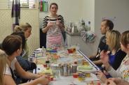 Cupcake Decorating Class 2013