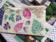Nature Inspired Fabric Printing