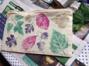 Nature Inspired Fabric Printing