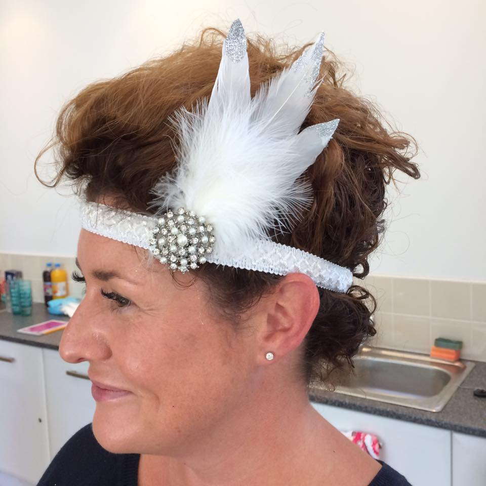 Leamington fascinator headdress class