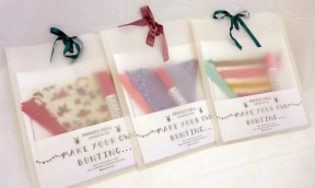 Makery Mill Bunting Kit