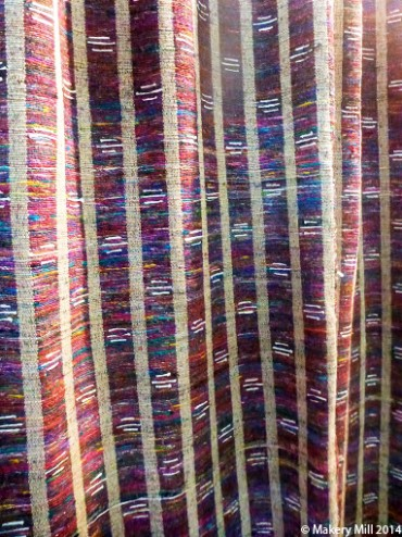 Indian bright textiles