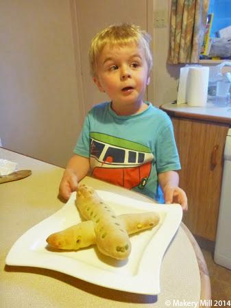 Plane bread